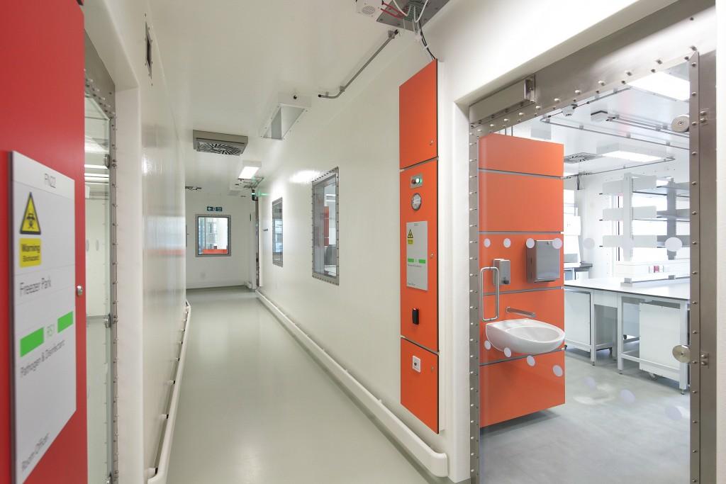 Laboratory, Surrey