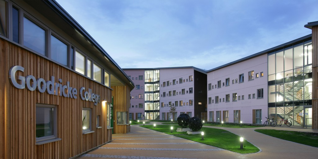 University of York, Goodricke College