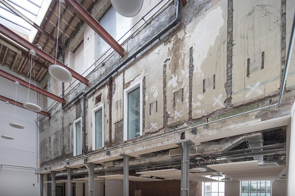 Leeds City College Printworks Campus 040