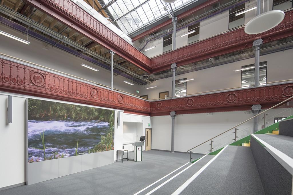 Leeds City College Printworks Campus 049