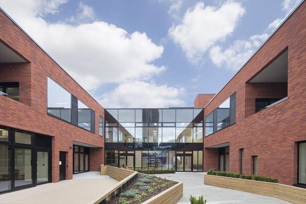 Albion School Retouch
