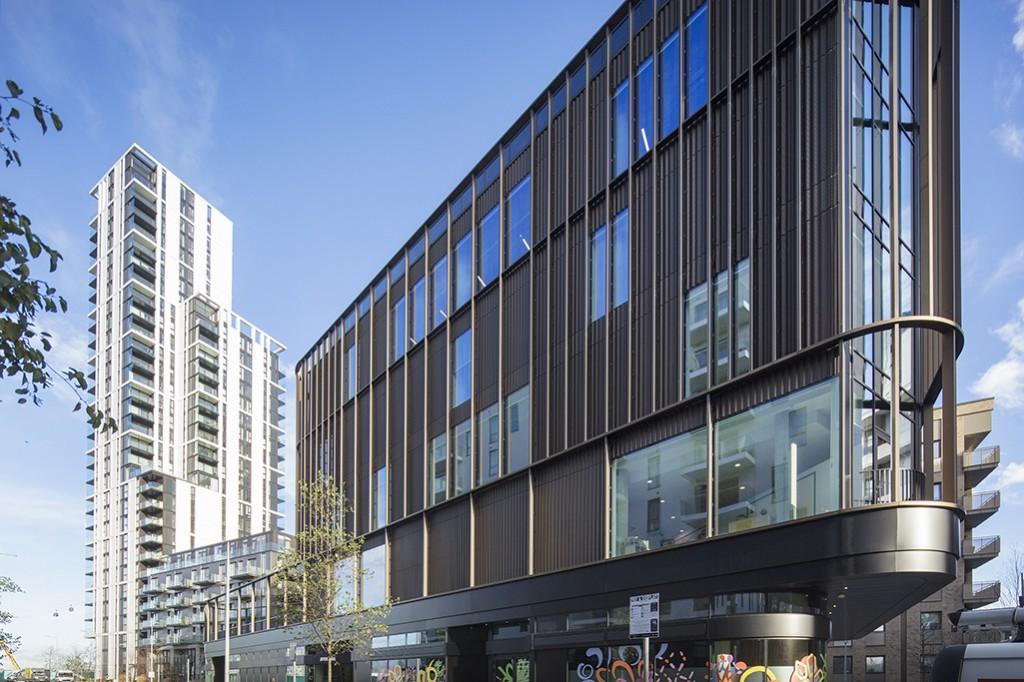Aperture Building Greenwich Peninsular 009