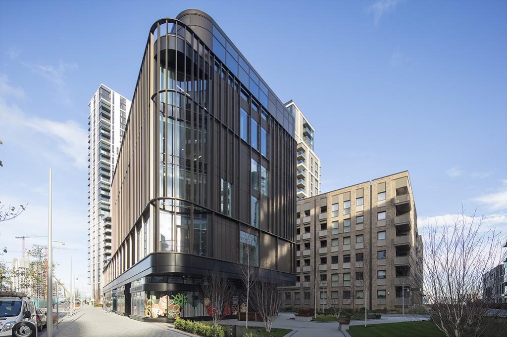 Aperture Building Greenwich Peninsular 012
