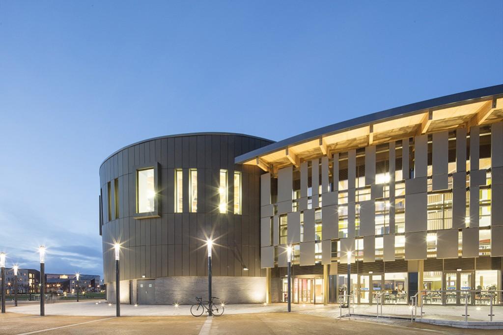 Piazza Building University of York 167
