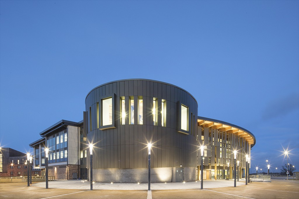 Piazza Building University of York 169