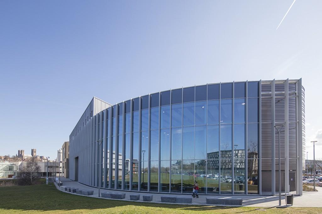 Issac Newton Building 022