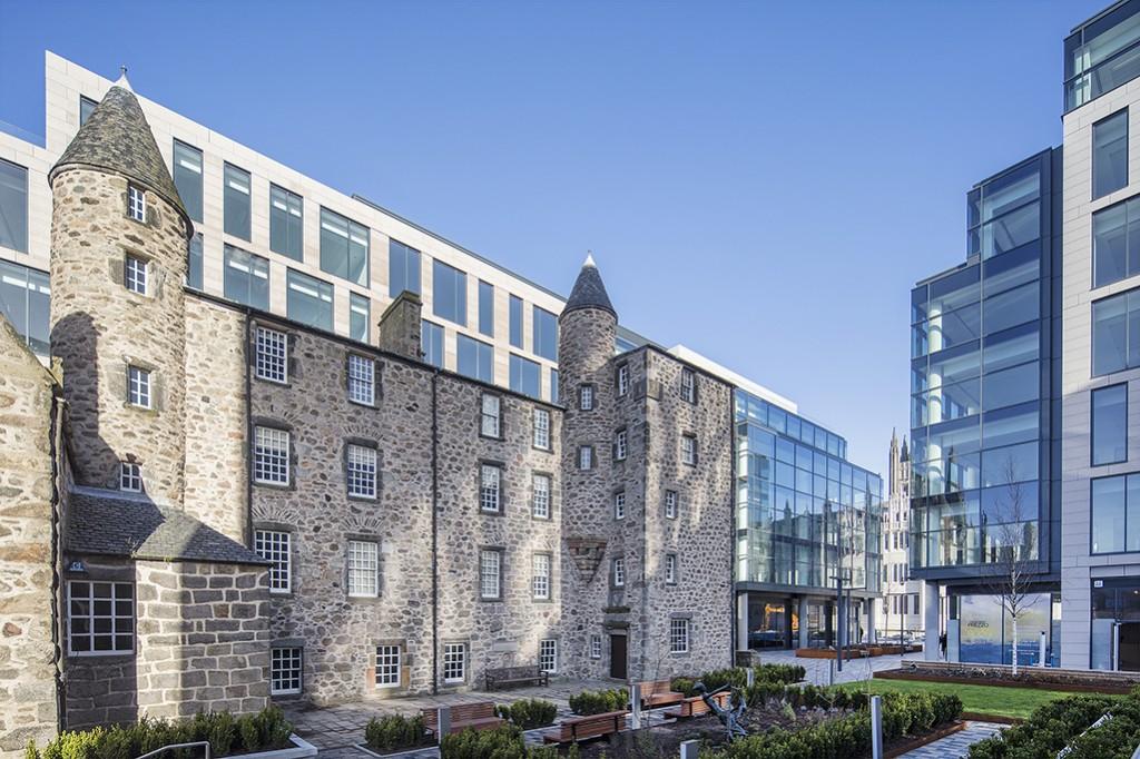 Marischal Square Aberdeen 071